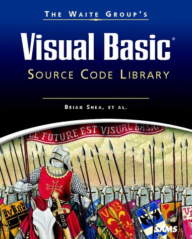 9780672313875: Waite Group's Visual Basic Source Code Library (The Waite Group)