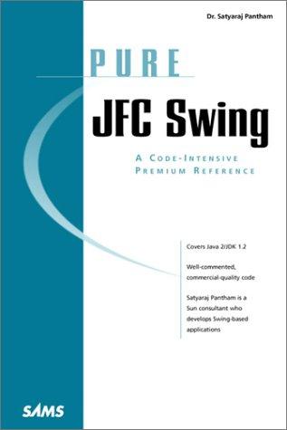 9780672314230: Pure JFC Swing
