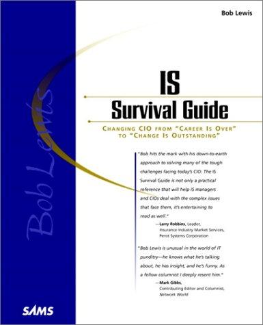 9780672314377: Bob Lewis's IS Survival Guide