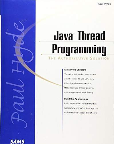 9780672315855: Java Thread Programming