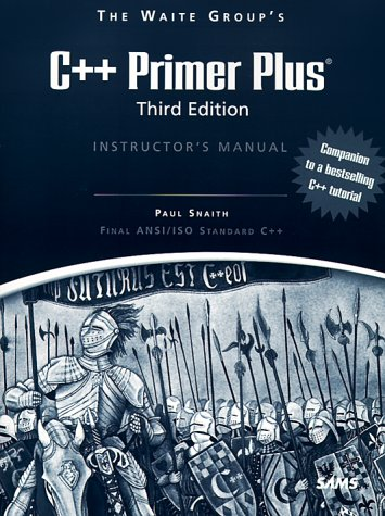 9780672315916: The Waite Group's C++ Primer Plus