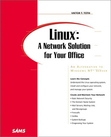 9780672316289: Linux: A Network Solution for Your Office