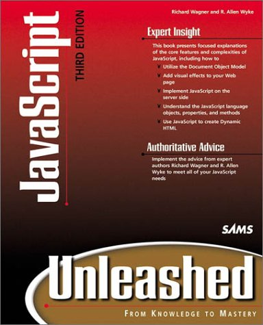 9780672317637: JavaScript Unleashed (3rd Edition)