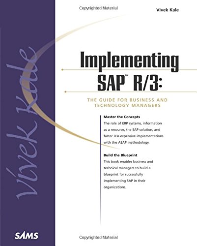 9780672317767: Implementing SAP R/3: The Guide for Business and Technology Managers