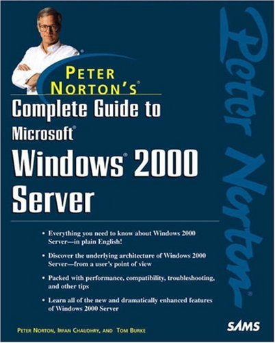 Microsoft Windows 2000 Server: Peter Norton; Irfan