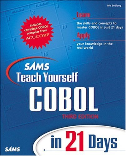 9780672317880: Sams Teach Yourself COBOL in 21 Days (3rd Edition)