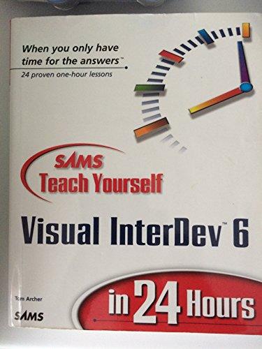 9780672318429: Visual Interdev 6