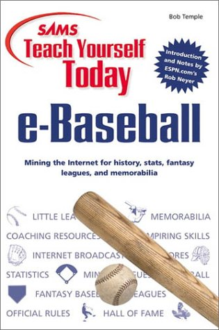 SAMS Teach Yourself e-Baseball Today