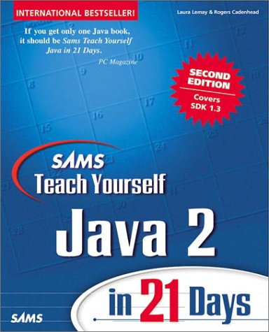 9780672319587: Sams Teach Yourself Java 2 in 21 Days