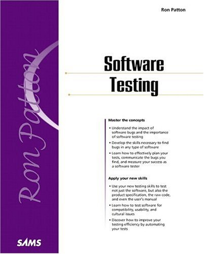 9780672319839: Software Testing