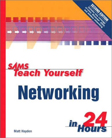 9780672320026: Sams Teach Yourself Networking in 24 Hours