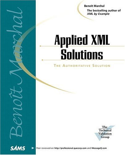 9780672320545: Applied Xml Solutions