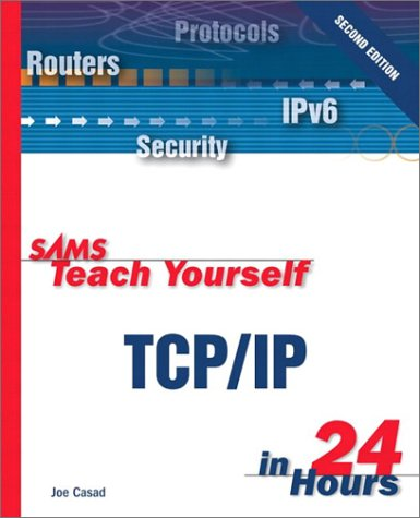 9780672320859: Sams Teach Yourself TCP/IP in 24 Hours (2nd Edition)
