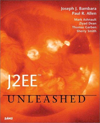 9780672321801: J2EE Unleashed