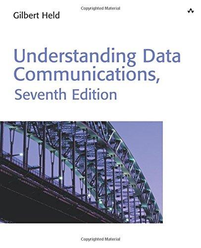 9780672322167: Understanding Data Communications (7th Edition)