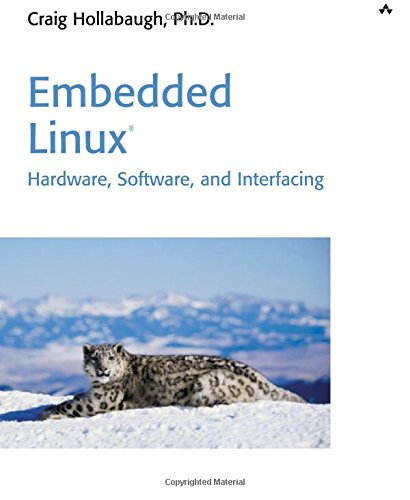 9780672322266: Embedded Linux: Hardware, Software, and Interfacing