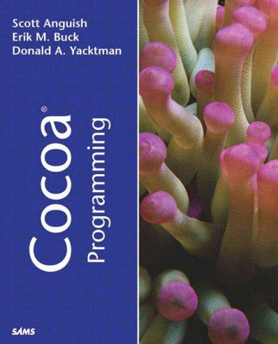 9780672322303: Cocoa Programming