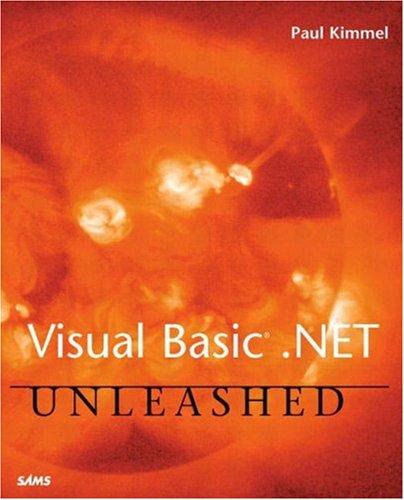 9780672322341: Visual Basic.Net Unleashed