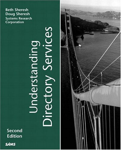 9780672323058: Understanding Directory Services (2nd Edition)