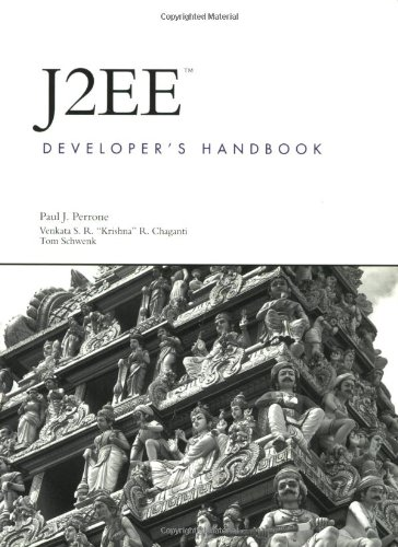 9780672323485: J2EE Developers Handbook (Developer's Library)