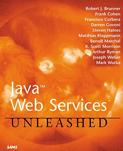 9780672323638: Java Web Services Unleashed
