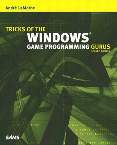 9780672323690: Tricks of the Windows Game Programming Gurus: Fundamentals of 2d and 3d Game Programming (Divers)