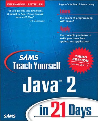 9780672323706: Sam's Teach Yourself Java 2 in 21 Days