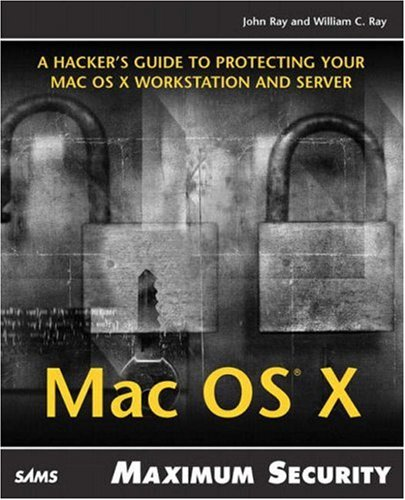 9780672323812: Maximum Mac OS X Security