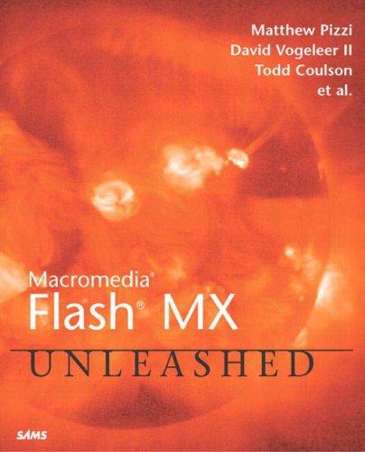 9780672324017: Macromedia Flash MX Unleashed