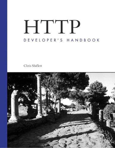 9780672324543: HTTP Developer's Handbook (Developer's Library)