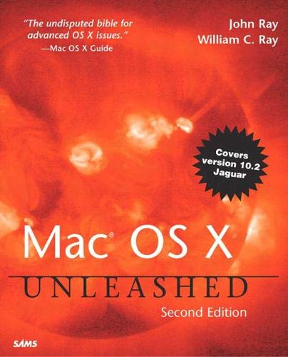 9780672324659: Mac OS X Unleashed (2nd Edition)