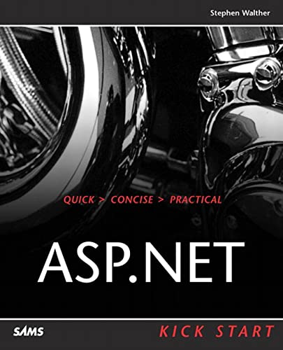 9780672324765: ASP .NET Kick Start
