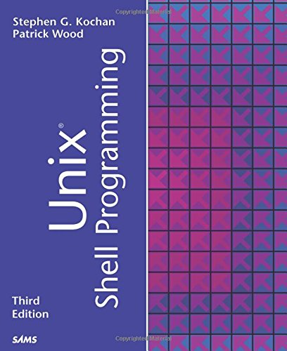 9780672324901: Unix Shell Programming