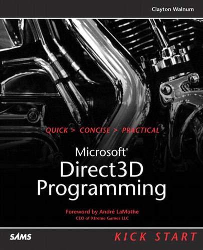9780672324987: Direct3D Programming Kick Start