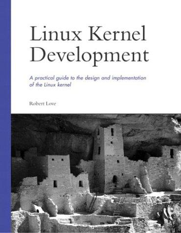 9780672325120: Linux Kernel Development