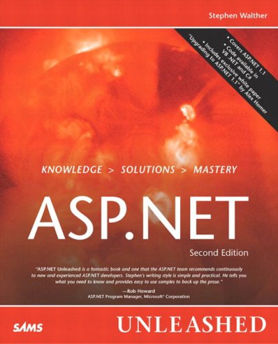 9780672325427: ASP.NET Unleashed (2nd Edition)