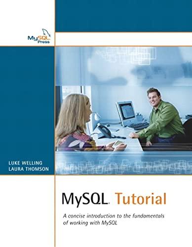 9780672325847: Mysql Tutorial