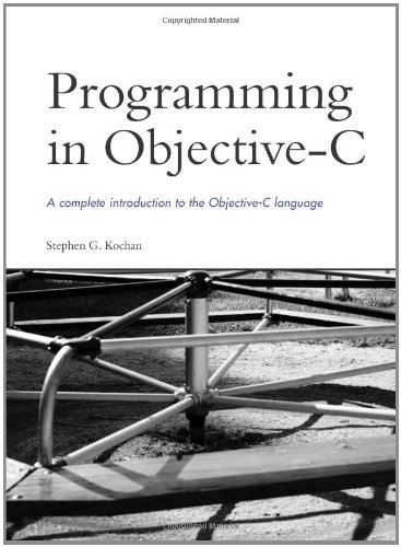 9780672325861: Programming in Objective-C