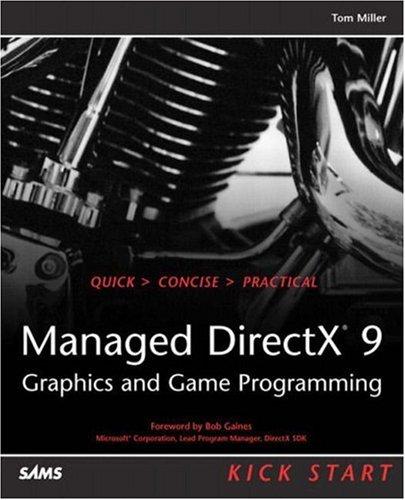 9780672325960: Managed DirectX 9 (Kick Start)