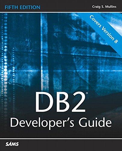 9780672326134: DB2 Developer's Guide (5th Edition)