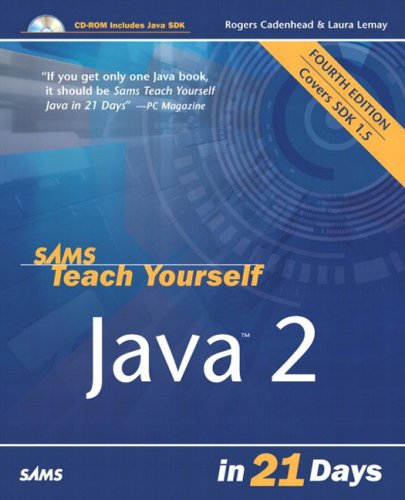 9780672326288: Sams Teach Yourself Java 2 in 21 Days