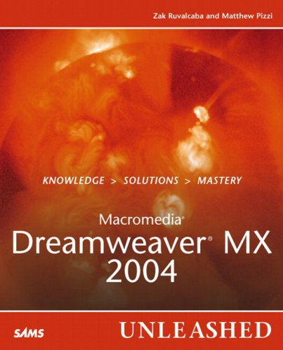 9780672326318: Macromedia Dreamweaver MX 2004 Unleashed