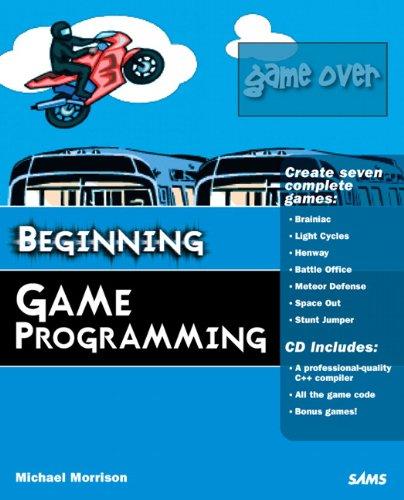 9780672326592: Beginning Game Programming