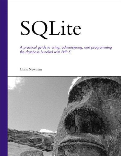 9780672326851: SQLite
