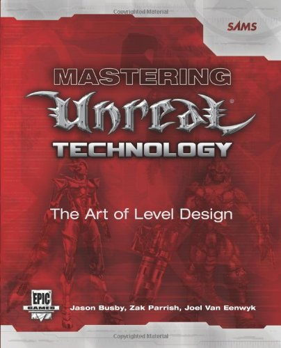 9780672326929: Mastering Unreal Technology: The Art of Level Design (Book + CD)