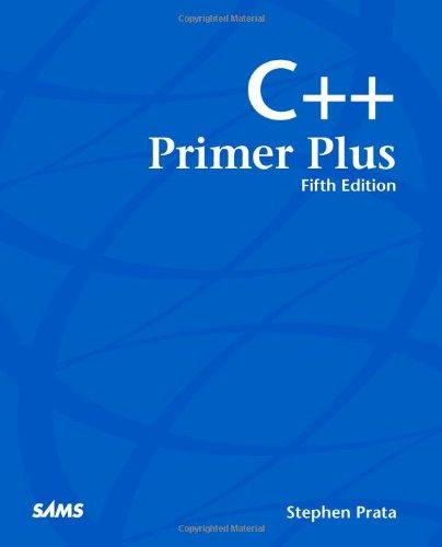 9780672326974: C++ Primer Plus