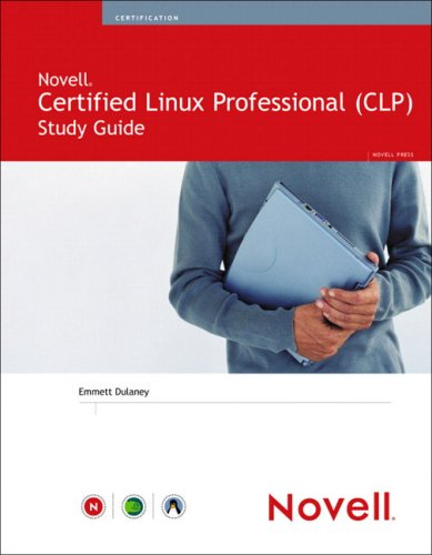 9780672327193: Novell Certified Linux Professional Study Guide