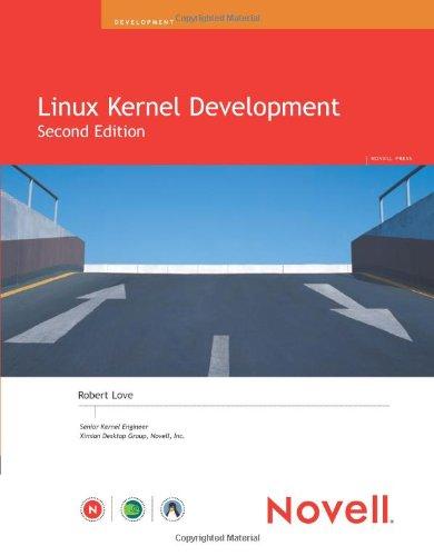 9780672327209: Linux Kernel Development (2nd Edition)