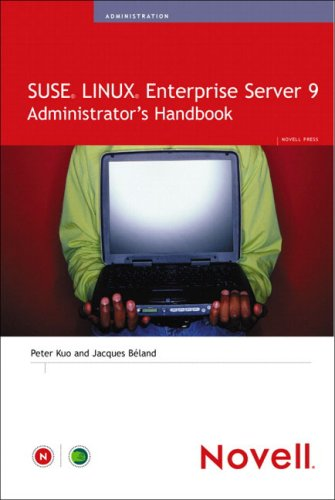 9780672327353: Suse Linux Enterprise Server 9 Administrator's Handbook (Novell Press)