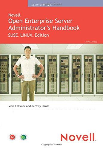 9780672327490: Novell Open Enterprise Server Administrator's Handbook, SUSE LINUX Edition